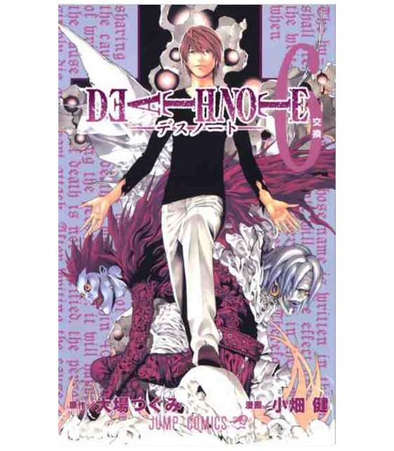 Death Note (Vol 6.)
