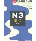 The Preparatory Course for the JLPT N3, Kiku: Listening Comprehension- 2 CD Inclusi