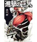 Shingeki no Kyojin (L'Attacco dei Giganti) Vol. 3