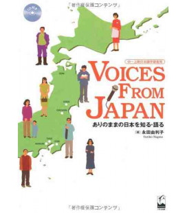 Voices from Japan (CD audio incluso)