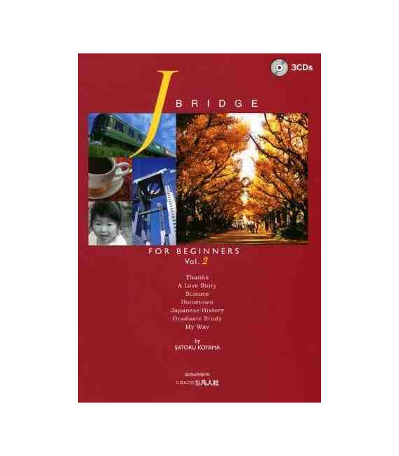 J.Bridge for Begginers Vol.2 (3 CD Inclusi)