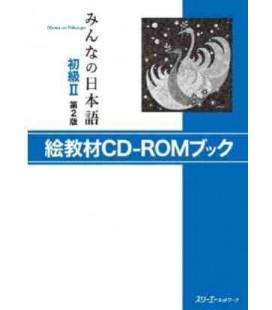 Minna No Nihongo 2- E-Kyouzai con CD-ROM (2ª Edizione)