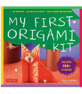 My First Origami Kit [Origami Kit with Book, 60 Papers, 150 Stickers, 22 Projects]