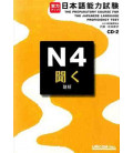 The Preparatory Course for the JLPT N4, Kiku: Listening Comprehension - 2 CD inclusi