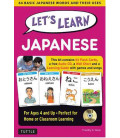 Let's Learn Japanese Kit-64 Basic Japanese Words and Their Uses- (Dai 4 anni in su)