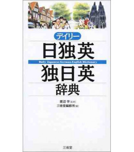 Daily Japanese-German-English Dictionary
