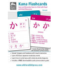 New Kana Flashcards (Aggiornato) - Learn and Remember Kana in a Flash with Visual and Verbal Mnemonics