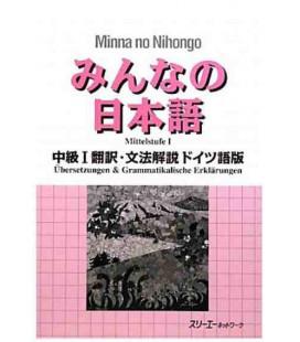 Minna no Nihongo Chukyu I - Traduzioni & Note Grammaticali in Tedesco