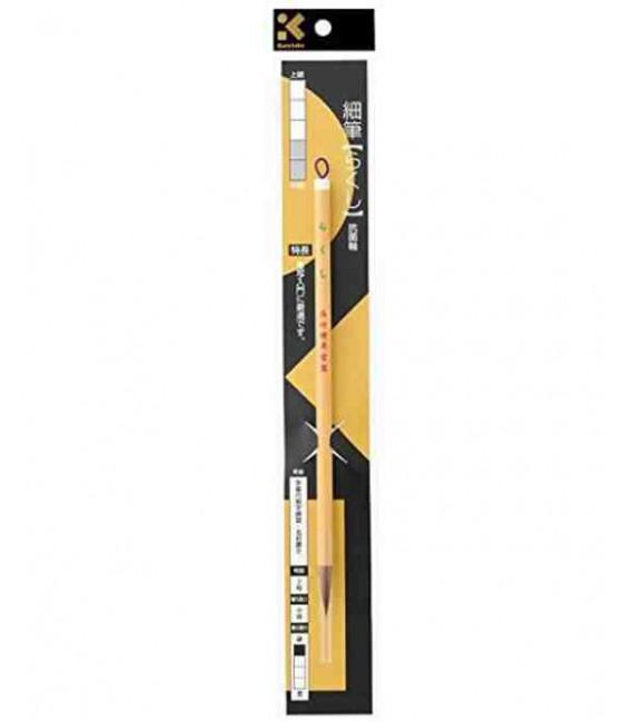 Pennello da calligrafia - Kuretake JA333-7S (Formato piccolo) Livello iniziale