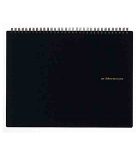 Maruman Mnemosyne Notebook N180A (Formato A4) - Quadretti da 5 mm