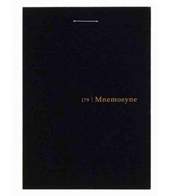Maruman Mnemosyne Notebook N179A (Formato A7) - A quadretti 5mm