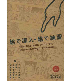 Practice with pictures, Learn through pictures (CD ROM incluso)