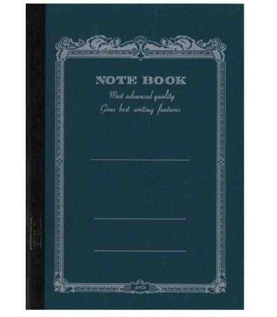 Apica CD15-NV Notebook (Formato B5, Colore blu)
