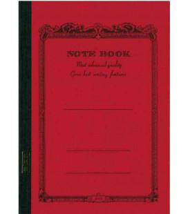 Apica CD15-BK Notebook (Formato B5, Colore rosso)
