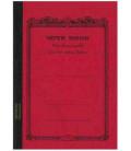 Apica CD11-RN Notebook (Formato A5,colore rosso)