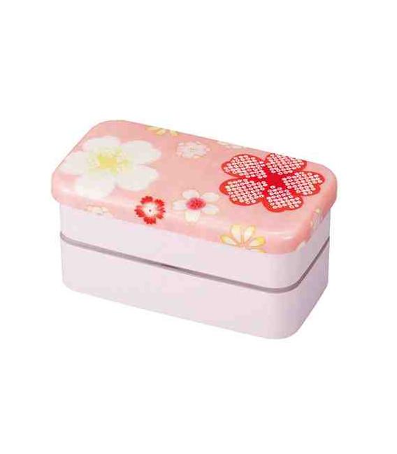 Hakoya Sakura Bento - Modello 52883-1- (Fiore di ciliegio rosa)