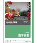 Quaderno Kyokuto - pratica della scrittura dei Kanji - 120 kanji per pagina