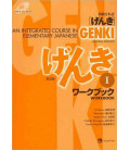 Genki: An Integrated Course in Elementary Japanese 1 - Workbook (2 edición-incluye CD-ROM MP3)