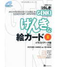 Genki: An Integrated Course in Elementary Japonese 2 - Picture Cards on CD-ROM MP3 (2da. edición)