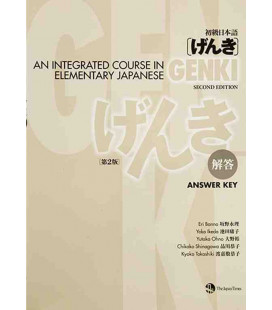 Genki: An Integrated Course in Elementary Japanese- Answer Key- Tomi 1 e 2 (Seconda edizione)