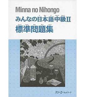 Minna no Nihongo- Livello Intermedio 2 - Quaderno degli esercizi (Chukyu 2 - Hyojun mondaishu)