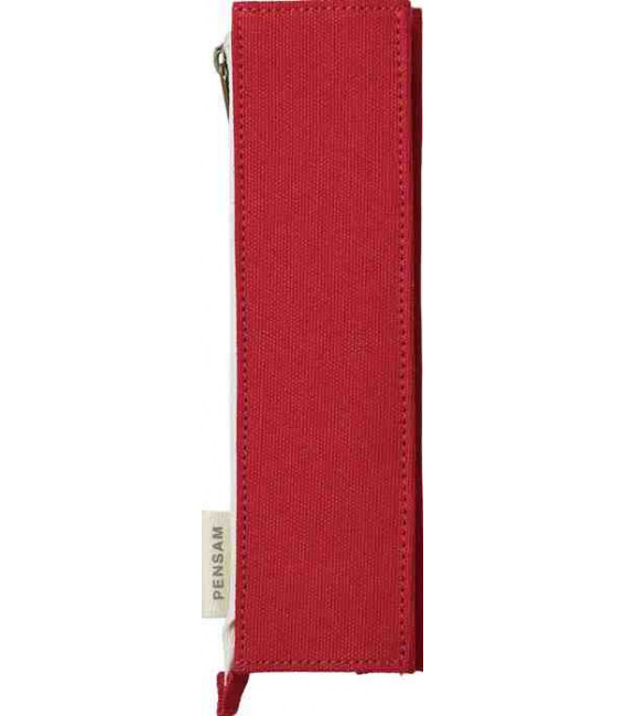 Estuche magnético japonés - Modelo Pensam 2002 (Red) - Color Rojo