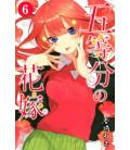 Go-tobun no Hanayome (The Quintessential Quintuplets) Vol. 6