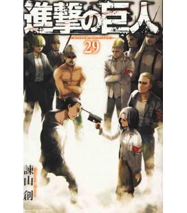 Shingeki no Kyojin (L'Attacco dei Giganti) Vol. 29
