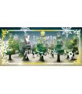 Kurisumasu no ashioto (Flip-Book Series: Merry Christmas Flipbook) di Mohiken