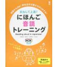 Maneshite Jotatsu! Nihongo Ondoku Training - Reading Aloud in Japanese - Incluye 2 CDs