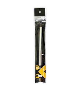 Porta pennello placcato argento o ferma carte - Modello KC1 - 13 (uso scolastico)