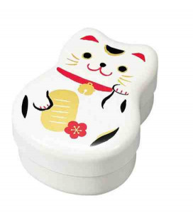 Hakoya Maruko Bento - Modello 50820 - Gatto bianco
