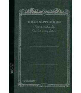 Apica CG53-BK Notebook (Formato A5 - Colore nero - Quadrettato - 52 fogli)