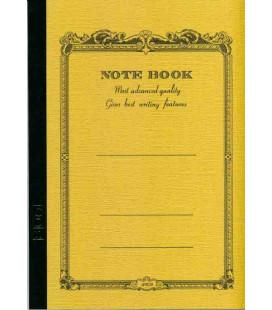 Apica CD11 Notebook (Fomato A5 - Colore giallo - a righe - 28 fogli)