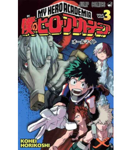 My Hero Academia Vol. 3