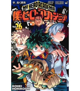 My Hero Academia Vol. 26