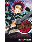 Kimetsu no Yaiba (Demon Slayer) - Vol 10