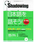 Shadowing- Let's Speak Japanese (Beginner to Intermediate Edition)- CD incluso