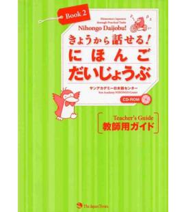Nihongo Daijobu! Book 2 - Teacher's Guide (CD Incluso)