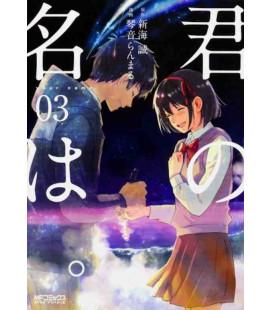 Kimi no na wa Vol. 3 - Versione Manga - Edizione Giapponese