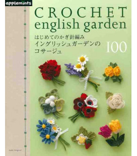 Crochet English Garden - Include 100 disegni