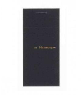 Maruman Mnemosyne Notebook - N161 (Formato A8 - 5 mm Quadrettato - 65 Fogli)