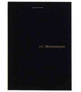Maruman Mnemosyne Notebook N178 (Formato B7 - 5mm Quadrettato - 70 Fogli)