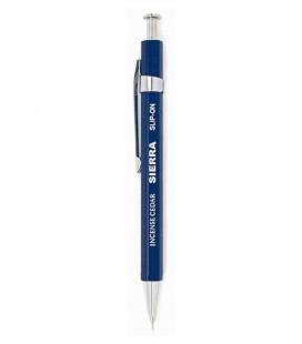 Penna Giapponese Sierra (Cassa in legno di cedro) - inchiostro nero - Dimensione S - colore blu scuro