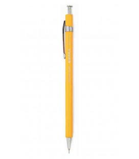 Penna Giapponese Sierra (Cassa in legno di cedro) - inchiostro nero - Dimensione L - colore giallo