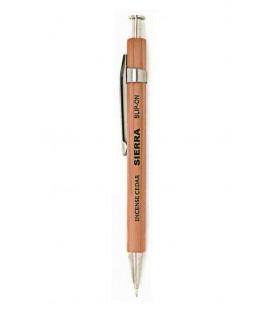 Penna Giapponese Sierra (Cassa in legno di cedro) - inchiostro nero - Dimensione S - Colore naturale