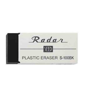 Seed Radar S-100BK - gomma per cancellare (importato dal Giappone)