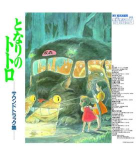 Joe Hisaishi - Il mio vicino Totoro - Colonna sonora originale su vinile - Edizione limitata