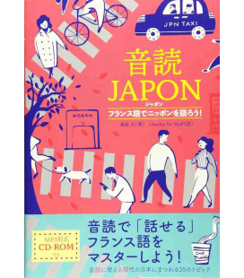 Ondoku Japon/ Let's talk about Japan in French (CD Incluso)