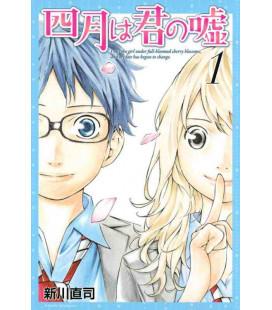 Shigatsu wa Kimi no Uso - Bugie d'aprile - Vol. 1